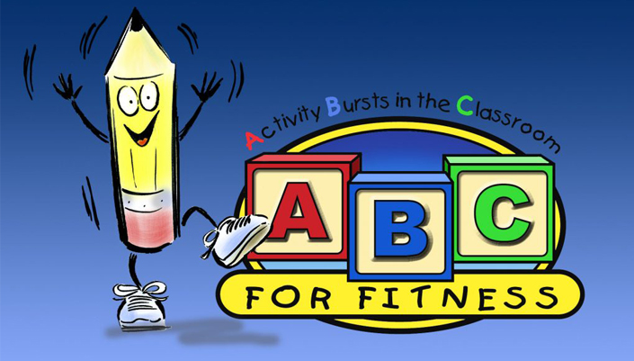 Dr David Katz Health Programs page: ABC for Fitness Logo