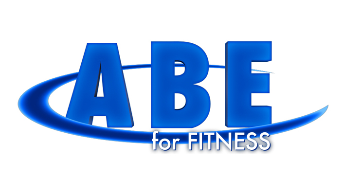 Dr David Katz Health Programs page: ABE for Fitness Logo