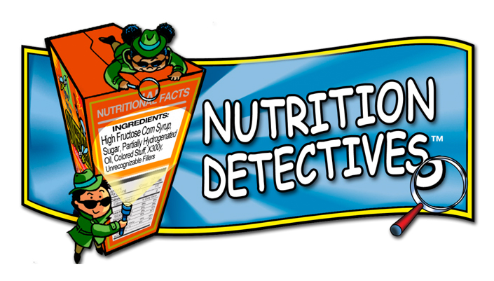Dr David Katz Health Programs page: Nutrition Detectives Logo