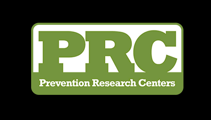 Yale-Griffin Prevention Research Center Logo black background