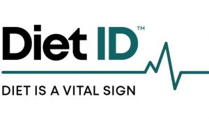 Diet ID Logo: Diet is a vital sign