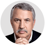 Thomas L. Friedman headshot