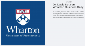 Wharton Business Daily logo