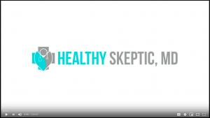 Healthy Skeptic, MD Logo